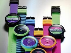 Lacoste - zegarki o egzotyce Indii
