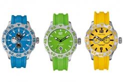 Kolorowy czas - Zegarki Nautica
