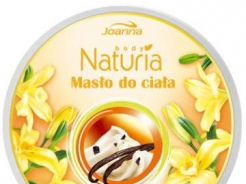 Joanna Naturia Masło do ciała z wanilią