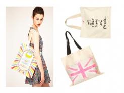 Moda na płócienne torby