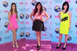 Stylizacje z Teen Choice Awards