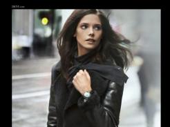 Ashley Greene w jesiennej kampanii DKNY