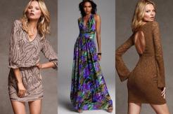 Jesienna kolekcja sukienek Victoria's Secret