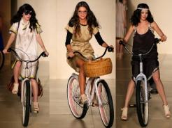 Cycle chic, czyli jak modnie wyglądać nawet na rowerze?
