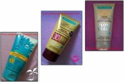 Moje kosmetyki przed i po opalaniu BIELENDA i LIRENE