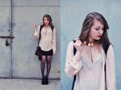 Szafiarkowe stylizacje: Sylwia