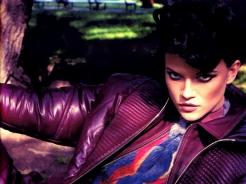 Kasia Struss w trzech wrześniowych Vogue