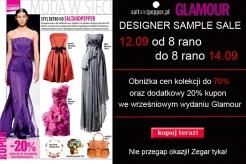 "Designer Sample Sale w saltandpepper.pl ""Moda w zasięgu myszy"""