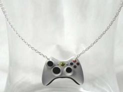 Biżuteria dla fanów Nintendo, Xbox'a i Playstation